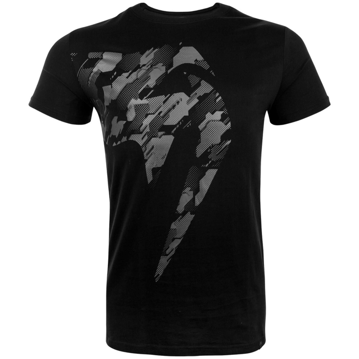 Venum Tecmo Giant T-Shirt Black-Grey