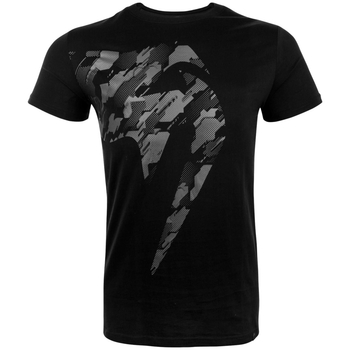 c32179aef60cb0 Venum Tecmo Giant T-Shirt Black-Grey