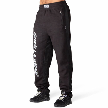 Gorilla Wear augustine Old School Pant black