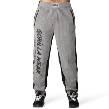 Gorilla Wear augustine Old School Pant grey