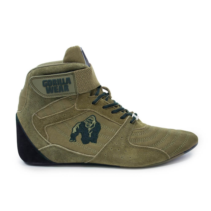 Gorilla Wear Shoes Perry High Tops Pro army green