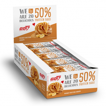 GOT7 I AM A TASTY 50% Protein Bar 60g Riegel