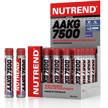 Nutrend AAKG 7500 20 x 25ml Ampullen Blackcurrant