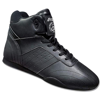 Otomix Classic Bodybuilding Weightlifting Shoe Black