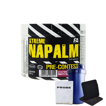 Fitness Authority Xtreme Napalm PreContest 224g + Bonus
