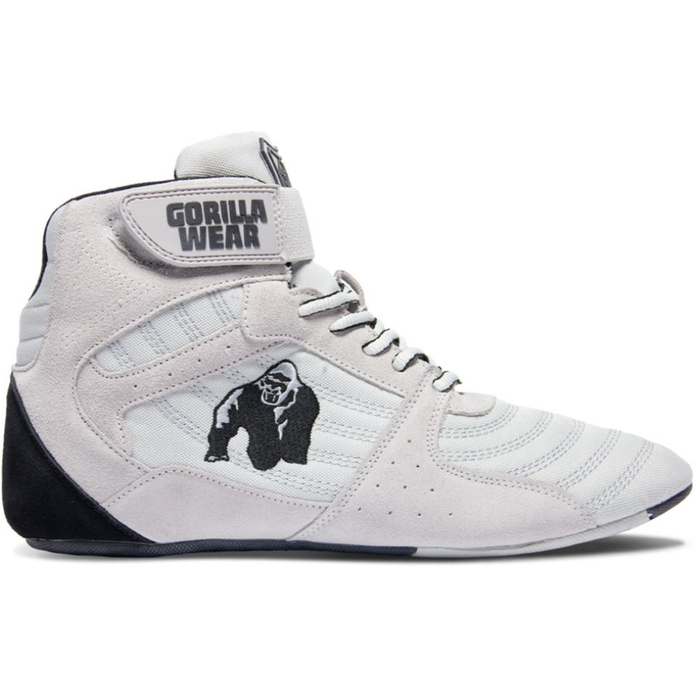 Gorilla Wear Shoes Perry High Tops Pro white
