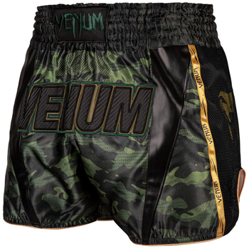 Venum Full Camo Muay Thai Shorts