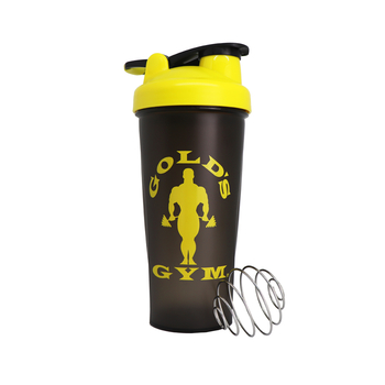 Golds Gym Plastic Shaker Bottle Flasche