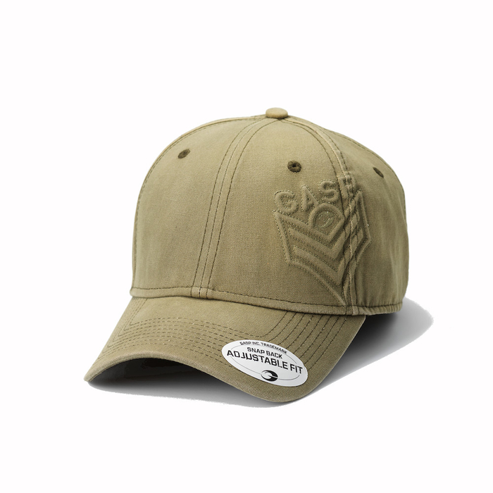 GASP Broad Street Cap Washed Green