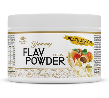 Peak Yummy Flav Powder 250g Dose