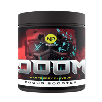 NP Nutrition Doom 300g Dose