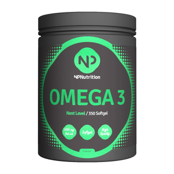 NP Nutrition Omega 3 350 Softgel, 475g Dose