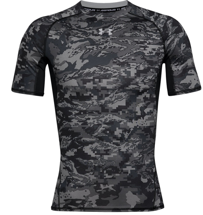 Under Armour HG Mens Armour Short Sleeve