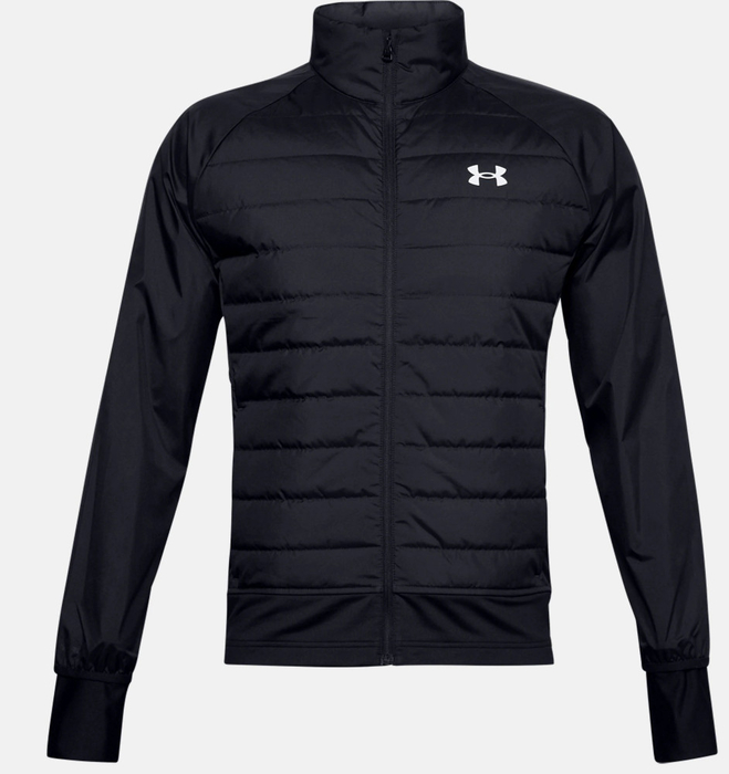 Under Armour Run Insulated Hybrid Jacke