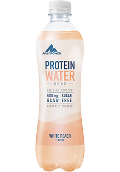 Multipower Protein Water Drink BCAA 12 x 500ml...