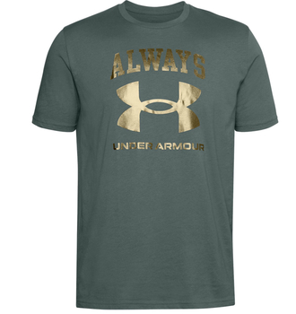 Under Armour ALWAYS UNDER ARMOUR T-Shirt Blue