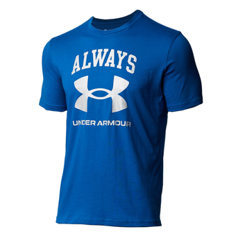 Under Armour ALWAYS UNDER ARMOUR T-Shirt Light Blue