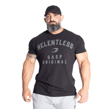 GASP Relentless Skull T-Shirt