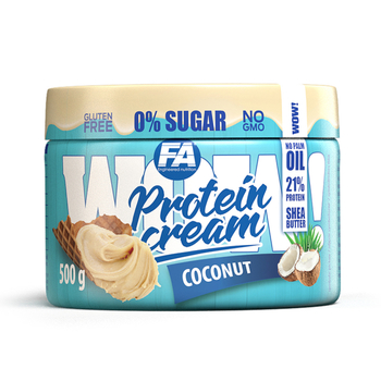 Fitness Authority WOW! Protein Cream 500g Dose