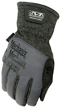 Mechanix Wear Winter Fleece Glove Grey
