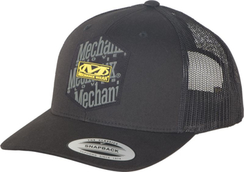 Mechanix Icon Snapback Cap
