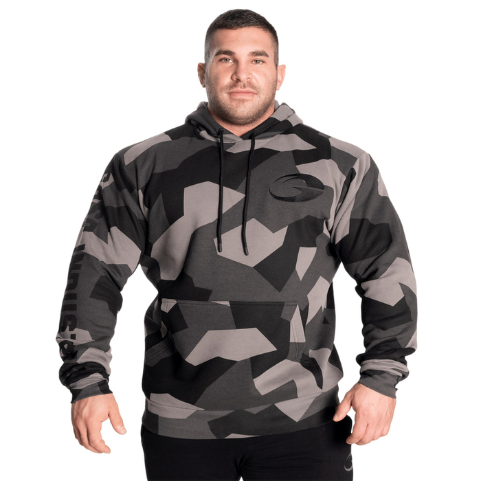 GASP Logo Hoodie Stealth Camo