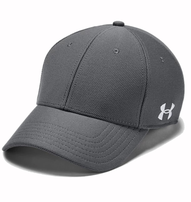 Under Armour UA Blitzing Blank Cap Gray
